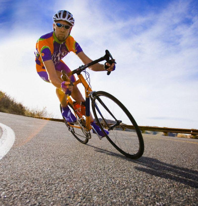 Frühlingsangebot Sportler und Radfahrer